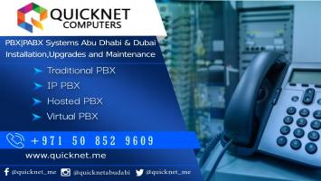 PABX Systems and Telephone Systems Abu Dhabi