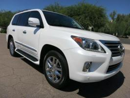 LEXUS LX 570 FOR SALE, 2013.