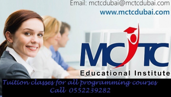 Programming courses tuition in Dubai | MCTC Dubai