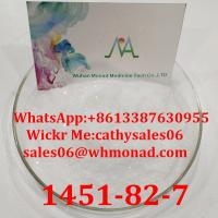 Factory Supplier bk-4 CAS 1451-82-7 2-Bromo-4-Methylpropiophenone with Safety Shipping