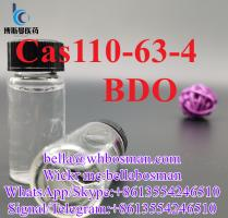 factory direct Cas110-63-4  BDO / 1, 4-Butanediol  lowest price