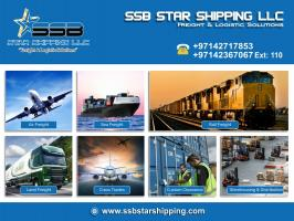 Freight and Logistics Solution in Dubai