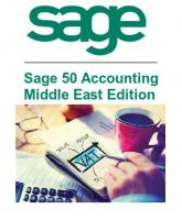 Sage Middle East Edition - Best Accounting Software For Construction & MFG with VAT Reports
