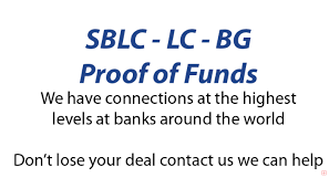 !BG / SBLC / LC / DLC ETC AVAILABLE FOR LEASE TO FUND YOUR PROJECT