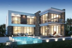 Damac Paramount Luxury 6 beds Villa fully furnished in Damac Hills for sale