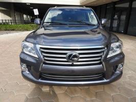 2014 LEXUS LX SERIES 570, AUTOMATIC