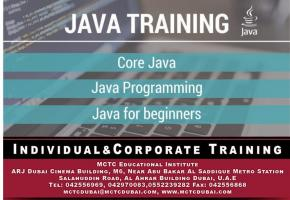 Java training in Dubai – MCTC Dubai