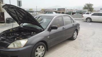 car for sale Mitsubushi lancer 2007 good condition
