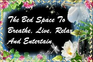 The Bed Space To Breathe, Live, Relax And Entertain