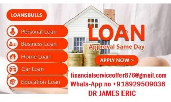 we offer fast and Legit cash to individual at 3% interest rate