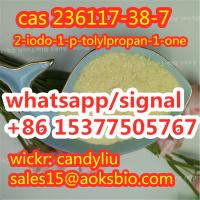 factory supply 2-iodo-1-p-tolyl-propan-1-one 236117-38-7, China supplier 236117387