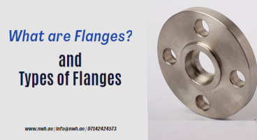 What is a flanges? and Types of Flanges