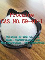 Top Quality Procaine CAS 59-46-1 Procaine Powder with Safe Delivery