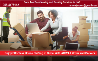House shifting in Dubai