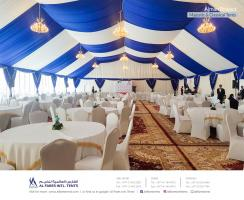 Tents and Temporary structures | Al Fares Intl Tents | Tents | Tent Rentals | Event Marquees