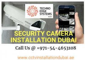 Wireless Security Camera Installation - Techno Edge Systems