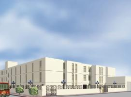 Staff accommodations, apartments, buildings for lease