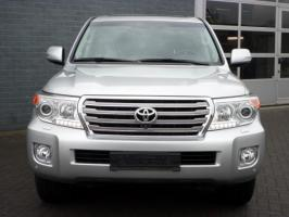 2014 TOYOTA LAND CRUISER AUTOMATIC