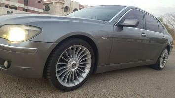Bmw 750li GCC spec full option