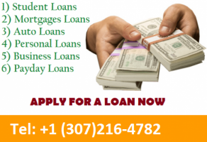 WE OFFER URGENT FLEXIBLE PAYDAY LOAN OF ANY AMOUNT