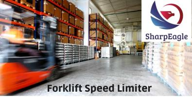 Check Out the Benefits of Electric Forklift Speed Control