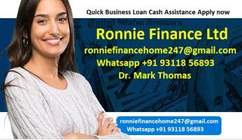 WE GIVE LOAN HERE WITH 3% INTEREST RATE ON ANY AMOUNT