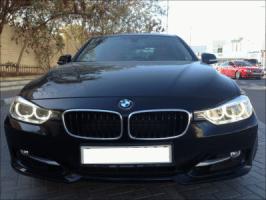 BMW 328i F30 Full options new shape 2012
